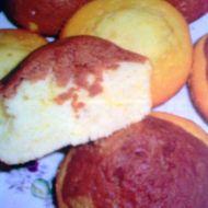 Piškotové bábovičky recept