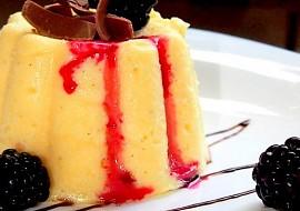 Vanilkový puding recept