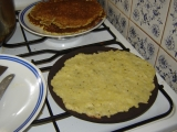 Slezské bramborové placky recept