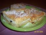 Suchý koláč s tvarohem recept