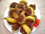 Skořicoví šneci z listového těsta recept
