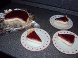 Nepečený dort s jahodami recept