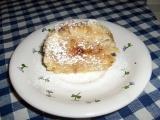 Jablečná roláda bez tuku recept