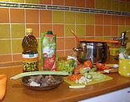 Rajská polévka speciál se zeleninou recept