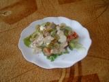Salát v salátu recept