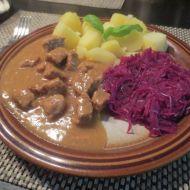 Hovězí maso po holandsku recept