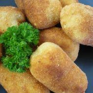 Smažené bramborové krokety recept