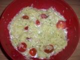 Okurkový salát trochu jinak recept