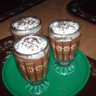 Horká čokoláda s rumem a skořicí recept