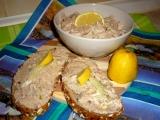 Jemná rybí pomazánka recept