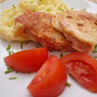 Salám v sýrovém těstíčku recept