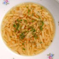 Domácí nudle do polévky ala Fritate recept