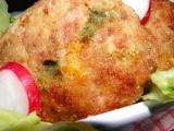 Krůtí karbanátky se sýrem, šunkou a sušenými rajčaty recept ...