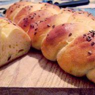Chale  židovský šábesový chléb recept