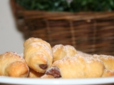 Croissanty s nuttelou recept