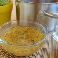 Strouhaná zeleninová polévka recept