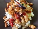 Sečuánské kuře Kung Pao recept