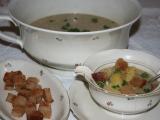 Kmínová polévka recept