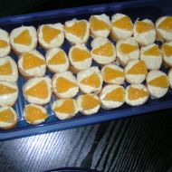 Česneková pomazánka od Hely recept
