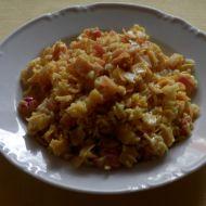 Rýže s ředkvičkami recept