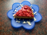 Lehký tvarohový koláč s jahodami recept