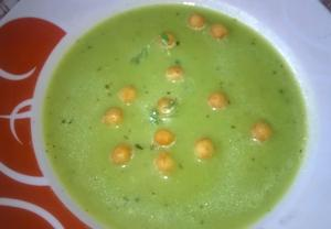 Hrášková polévka  jednoduchá