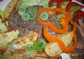 Hovězí steak (Parní hrnec) recept