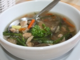 Domácí čínská polévka recept