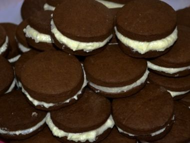 Oreo  sušenky mlékem milované