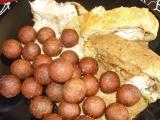 Kuřecí prsíčka v jablečném župánku recept