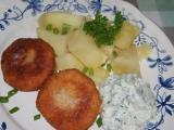Česnekovo-sýrové karbanátky recept