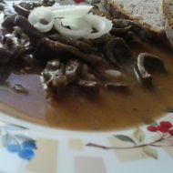 Dobré játrové nudličky na cibuli recept