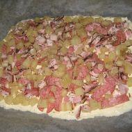 Tvarůžkový koláč recept