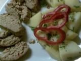 Sekaná ze sójového granulátu recept