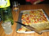 Slaný koláč jako pizza recept