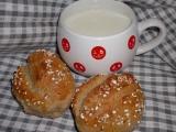 Dalamánky s pohankovou moukou recept
