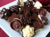 Čokoládky na sušence recept