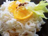 Pikantní rýžový salát recept