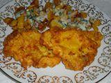Kuřecí řízky smažené v česnekovo-sýrovém těstíčku recept ...