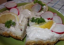 Jemná pomazánka z Lučiny a tuňáka recept