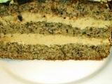 Ořechový dort recept