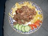Provensálská kuřecí ňamka pro Jiříka recept