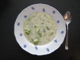 Krémová brokolicová polévka recept