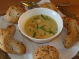 Polévka z vařených vajec recept