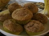 Muffins z jablecneho pyre recept