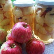 Jablka se skořicí recept