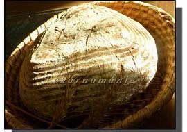Obyčejný špaldový chléb s kváskem recept