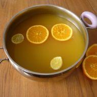 Zázvorová limonáda proti nachlazení recept