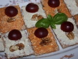 Pomazánka z Nivy s ořechy recept