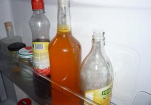 Nektarinkový sirup